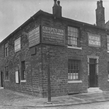 The Grapes, Orrell