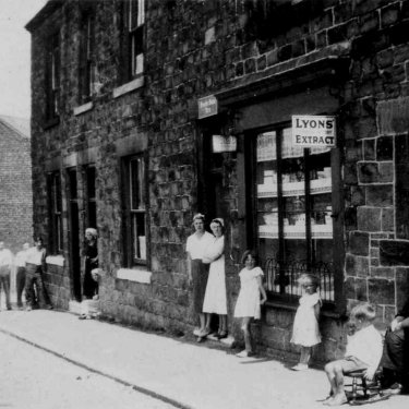 Village Shop, Longshaw