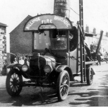 Billinge Fire Engine