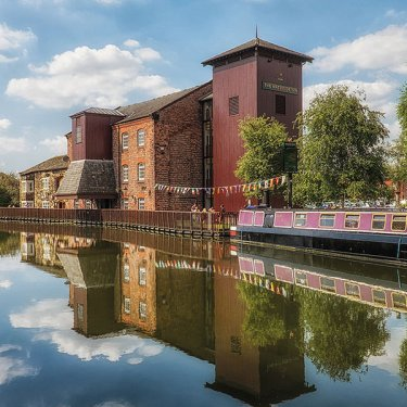Leigh Canal – by Jane Smith, Leigh
