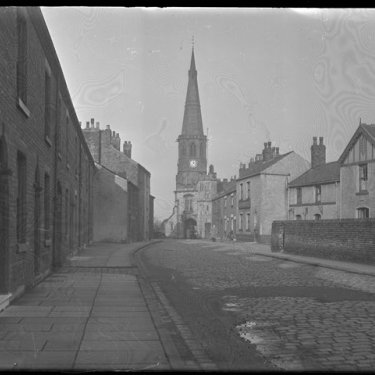 St Wilf's from Church Street, Standish